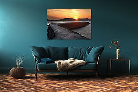 Sunrise over the Cobb, Lyme Regis.jpg