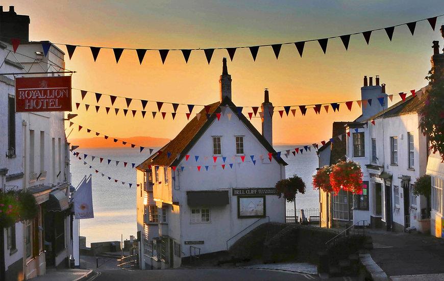 Bell Cliff Lyme Regis Town