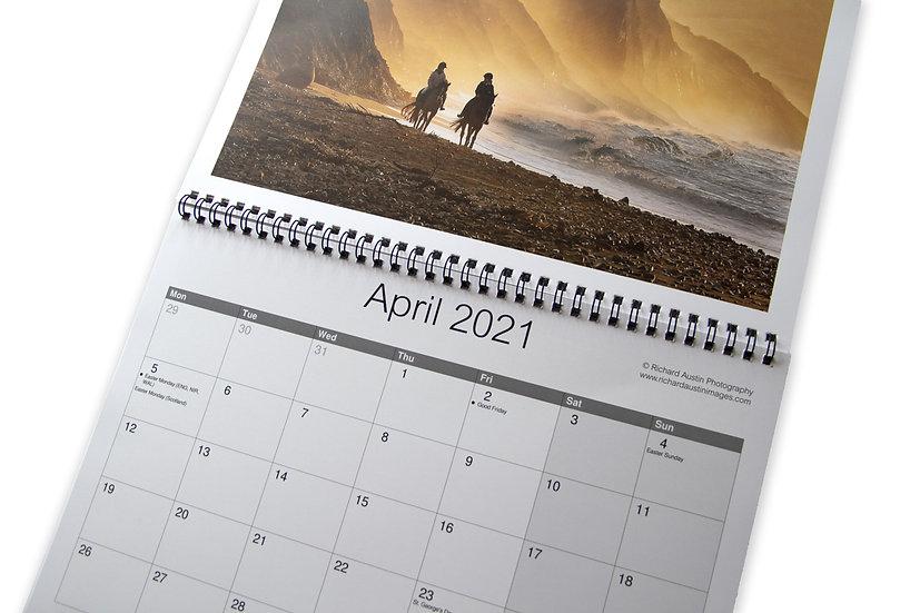 Lyme Regis 2021 Calendar