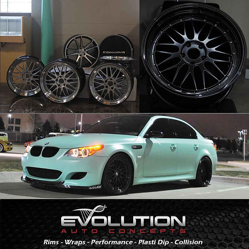 Powder Coating Rims Dallas Tx