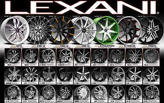 Lexani Wheels Dallas