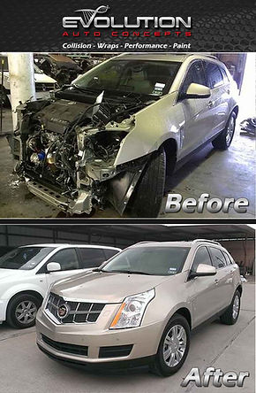 Collision Repair Dallas