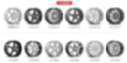 Custom Wheels Tires Dallas