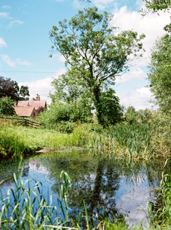 Hessay Pond