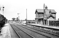 The Old Railway Station