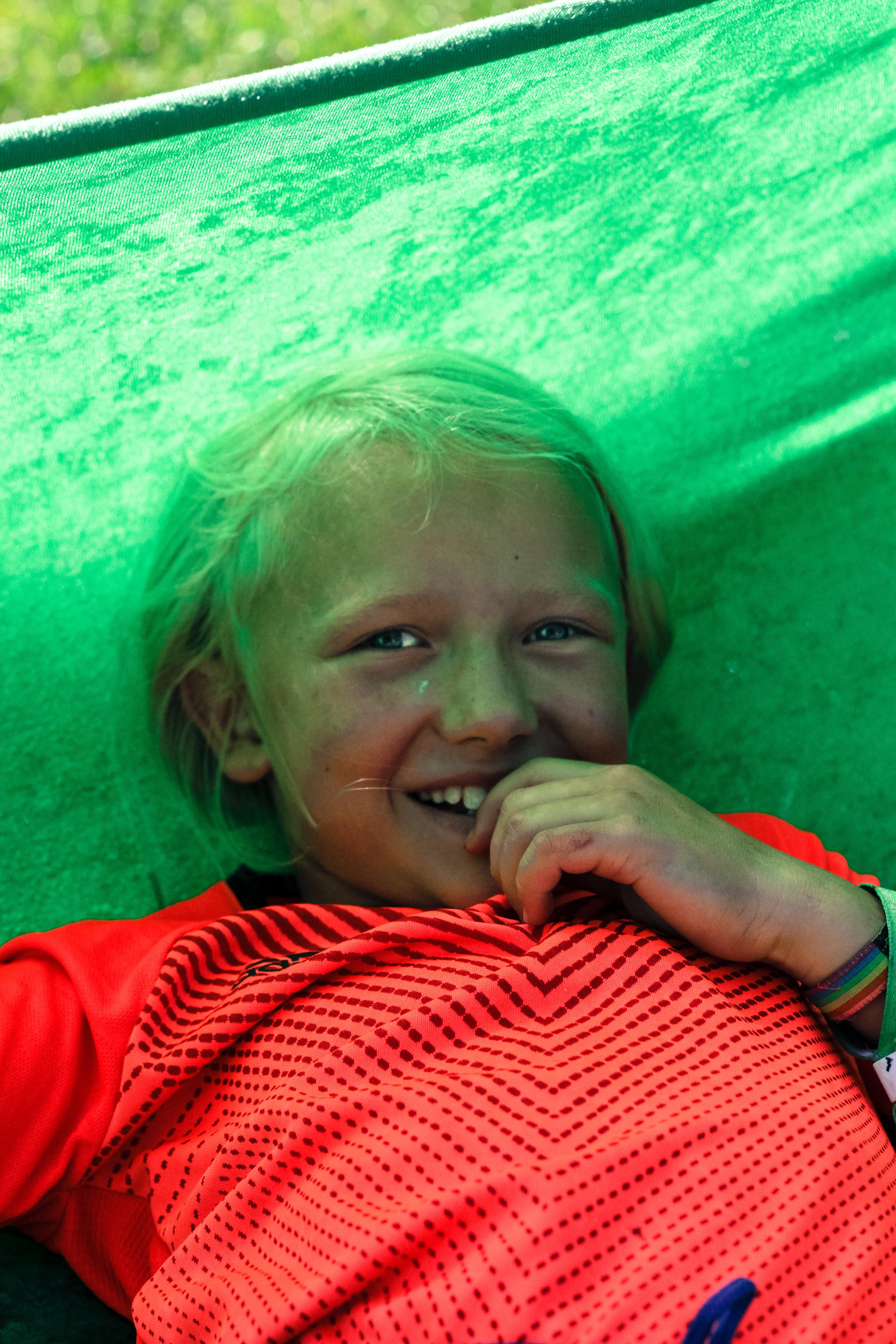Camp Nysirkus uke 33