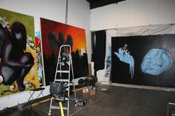 Grafittikunst 2009