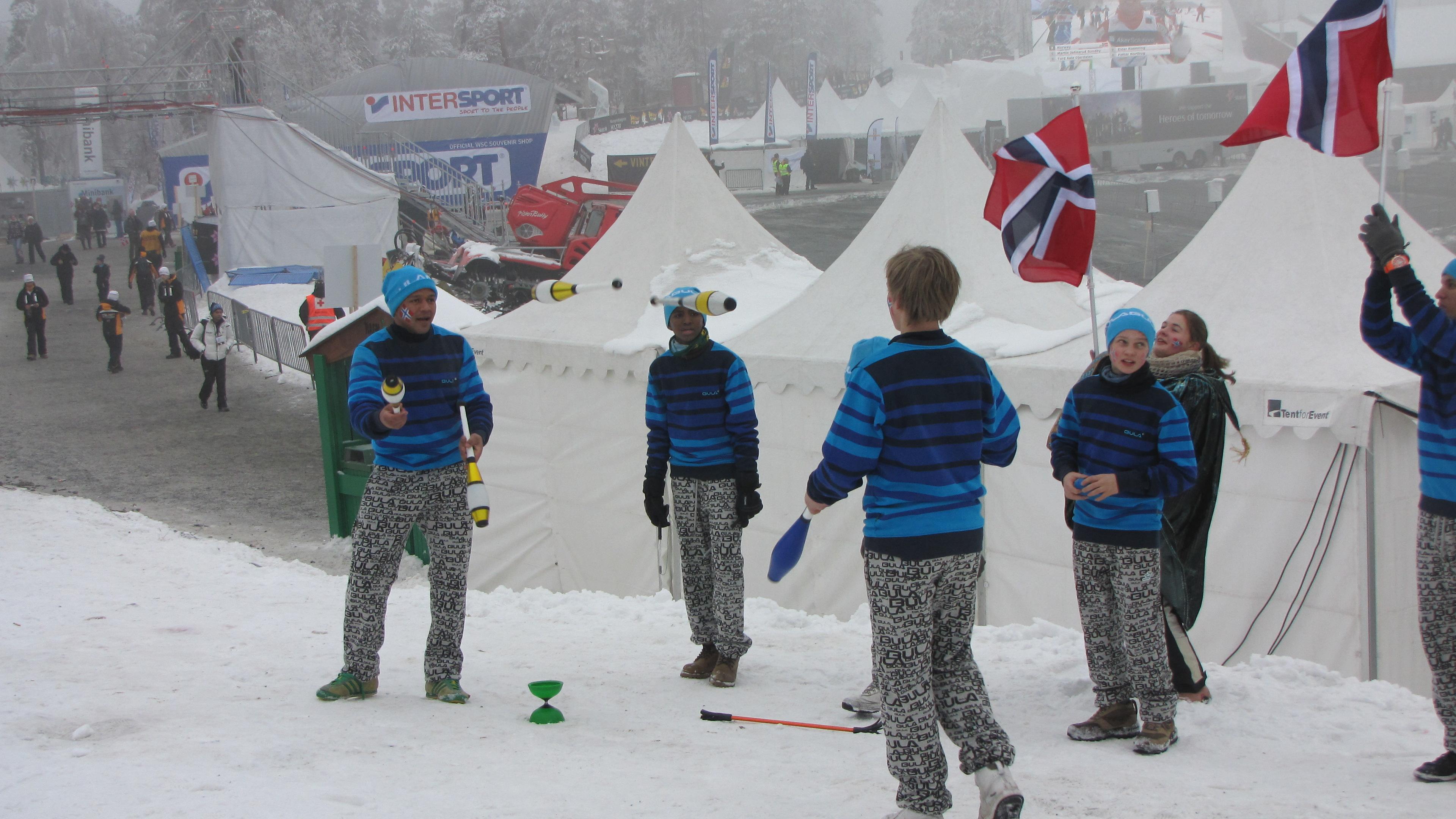 Ski VM 2011