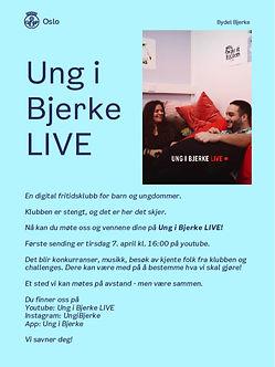 Ung i Bjerke live.jpg