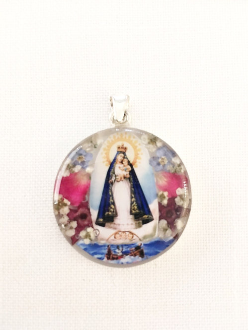 Small Pendant - OL of Charity