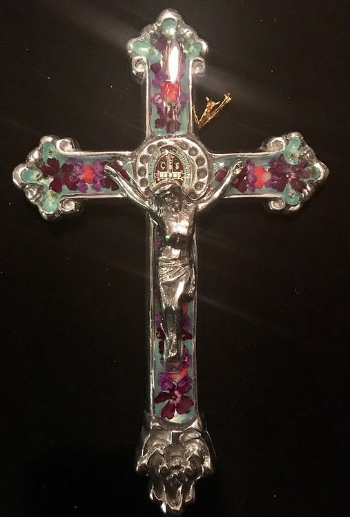 Baroque Crucifix