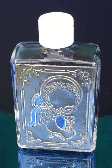 Angel Glass Bottles