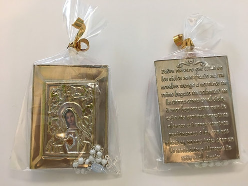 Pocket Prayer Book & One Decade Rosary - Immaculate Heart of Mary