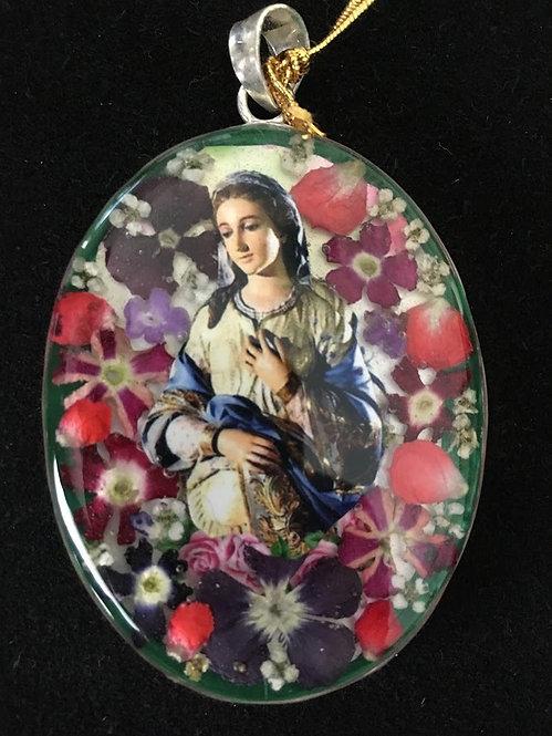 Medallion - Mother of Hope
