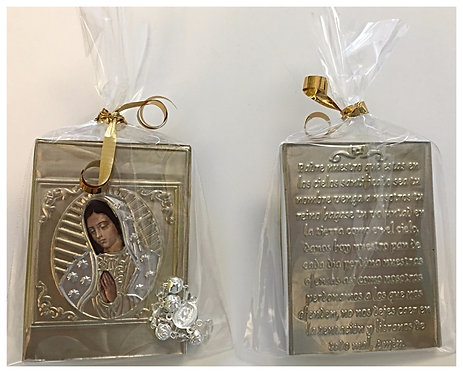 Pocket Prayer Books Guadalupe with Decade Rosary