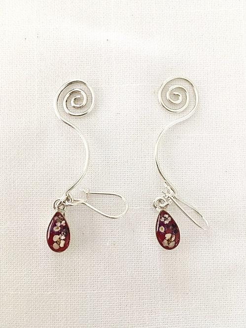 Spiral Earrings 3