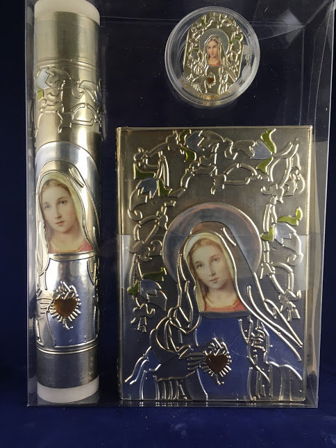 Immaculate Heart of Mary First Communion Set