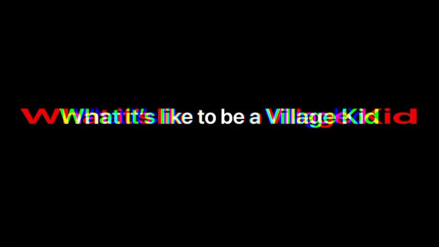 Village Kid