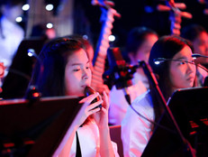 Battle of the Red Cliff 《交响诗:赤壁》| NUS Chinese Orchestra