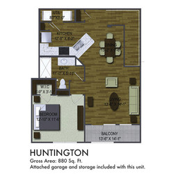 NEW Huntington