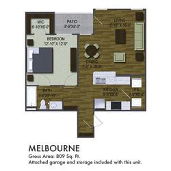 NEW Melbourne