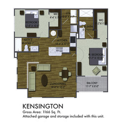 NEW Kensington