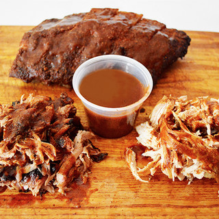 Pulled Pork, Pulled Chicken and Ribs