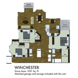 NEW Winchester