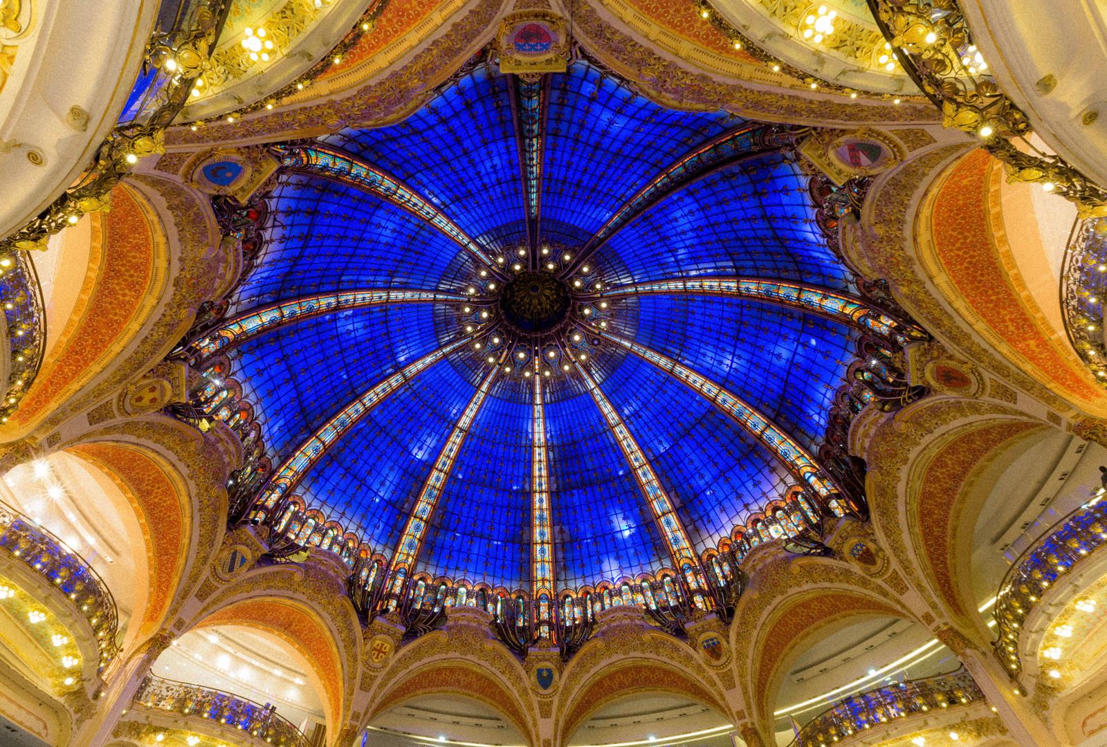 Dîner Galeries Lafayette