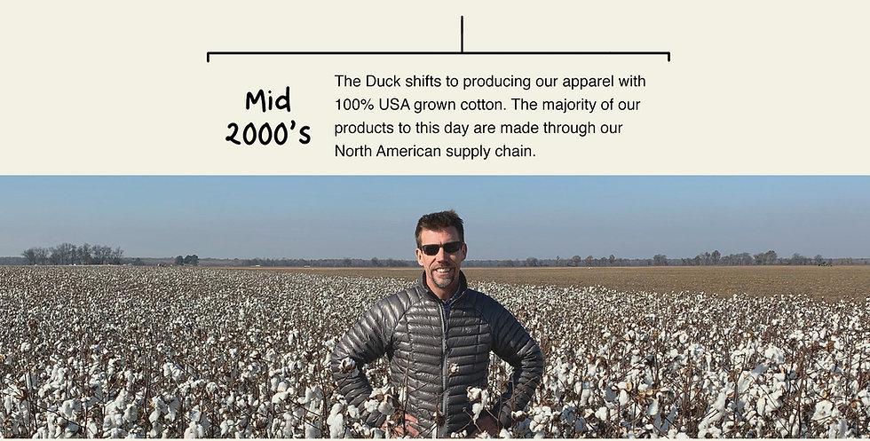 The Duck Company, Celebrate Adventure, T-Shirt, Cotton, USA Cotton, Apparel