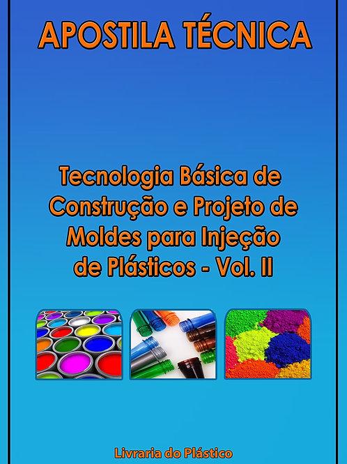Construção e Projeto de Moldes - Vol. II