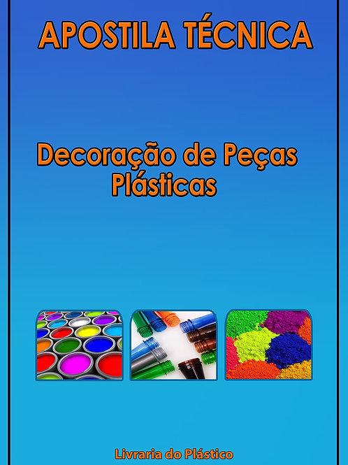 Decoração de Peças Plásticas