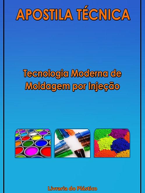 Tecnologia Moderna de Moldagem por Injeção