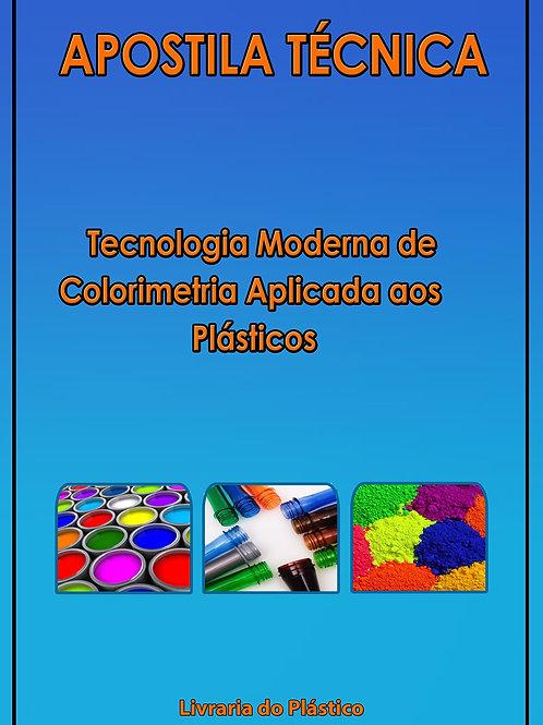 Colorimetria Aplicada aos Plásticos