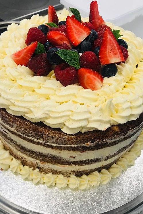 Victoria Celebration cake