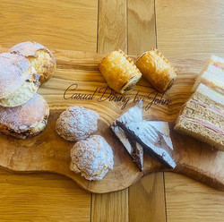 Afternoon tea last week SOLD OUT! Some l