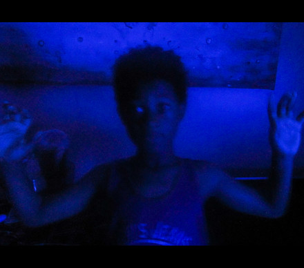 Black and Blue by Azariah Baker