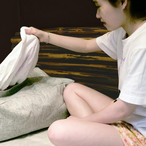 Tissue Box Quilt