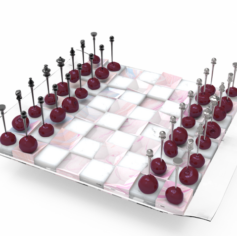 Eatable Chess
