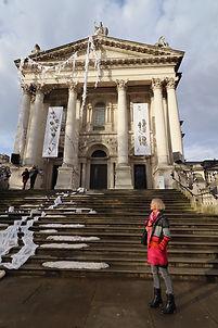 Jules Hayes at Tate Britain