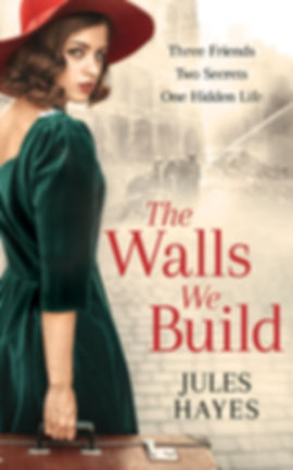 The Walls We Build, by Jules Hayes