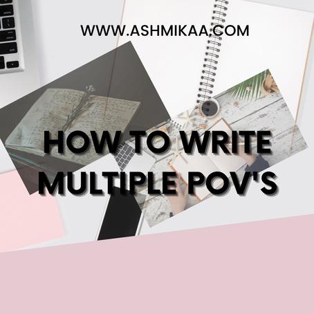 How to write multiple POVs