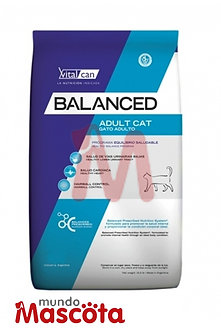 Vitalcan Balanced gato adulto cat Mundo Mascota Moreno