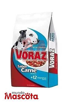 Voraz perro adulto Mundo Mascota Moreno