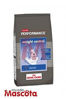 Royal Canin Performance perro adulto light weight control Mundo Mascota Moreno