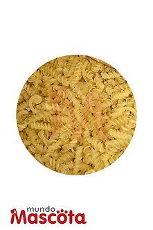 Fideos cereales alimento Mundo Mascota Moreno