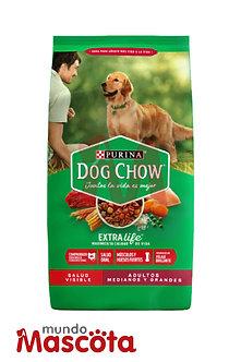 Dog Chow adulto Mundo Mascota Moreno