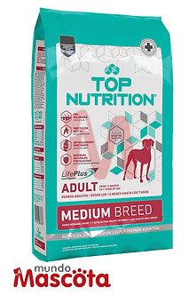 Top nutrition perro adulto medium Mundo Mascota Moreno