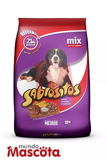Sabrositos mix perro adulto Mundo Mascota Moreno