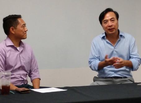 Board to Board: Limin Hu - Co-Founder Of Ellie Mae